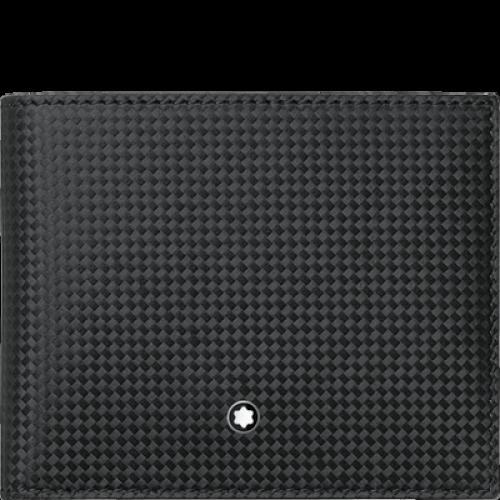 MONTBLANC - Wallet w.Coin Case Extreme 2.0 4cc - Kožená peňaženka