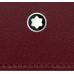 MONTBLANC - Meisterstück Pocket Burgundy - Kožené púzdro na karty