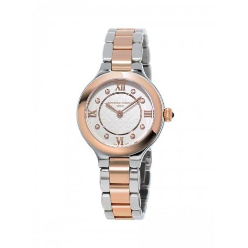 FREDERIQUE CONSTANT - Classique Bicolor Ladies White Diamonds - Dámske hodinky