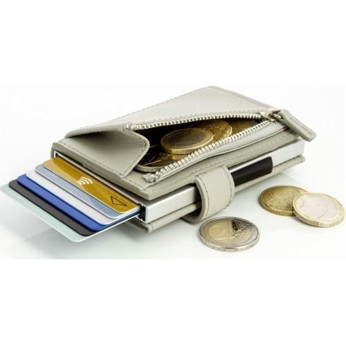 OGON - CASCADE ZIPPER SNAP Blaster - Kaskádová peňaženka na mince, karty a bankovky