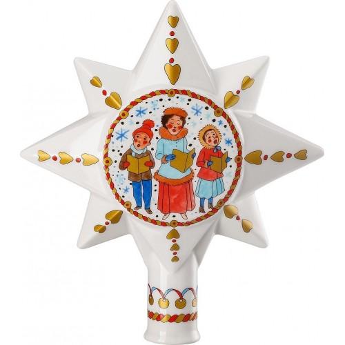 HUTSCHENREUTHER 1814 - Sammelkollektion 19 - Vrchol vianočného stromu