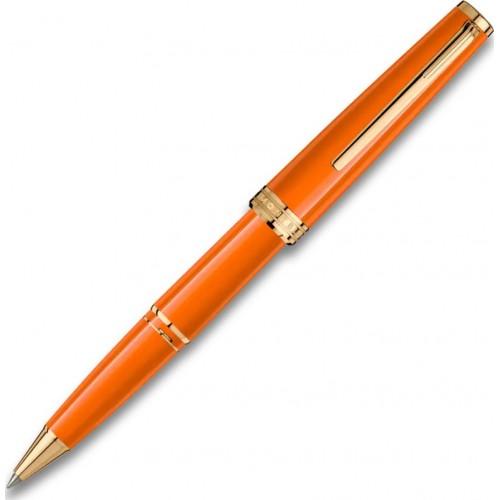 MONTBLANC - PIX Orange Gold RP - Rollerové pero