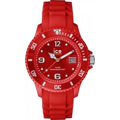 ICE-WATCH - ICE forever Red Medium - Hodinky stredná veľkosť