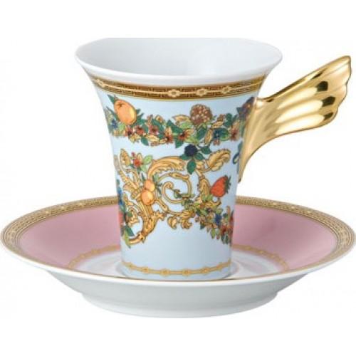VERSACE - Le jardin de Versace - Espresso šálka s podšálkou