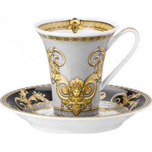 VERSACE - Prestige Gala - Espresso šálka s podšálkou