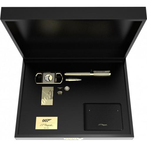 S.T. DUPONT - James Bond 007  Limited Edition - Darčekový set PRESTIGE