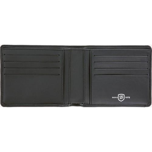 S.T. DUPONT - DÉFI MILLENIUM Billfold 8cc - Kožená peňaženka na karty