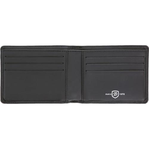 S.T. DUPONT - DÉFI MILLENIUM Billfold 6cc - Kožená peňaženka na karty