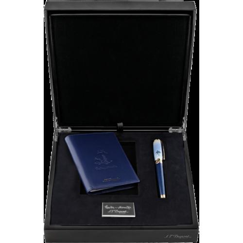 S.T. DUPONT - CLAUDE MONET Writing Kit Limited Edition - Darčekový set na písanie