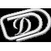 S.T. DUPONT - ICONIC Palladium Money Clip - Spona na bankovky