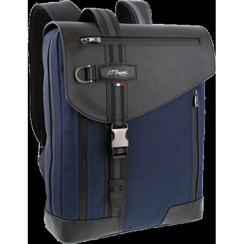 S.T. DUPONT - DÉFI MILLENIUM Backpack 2 Blue-Black - Ruksak